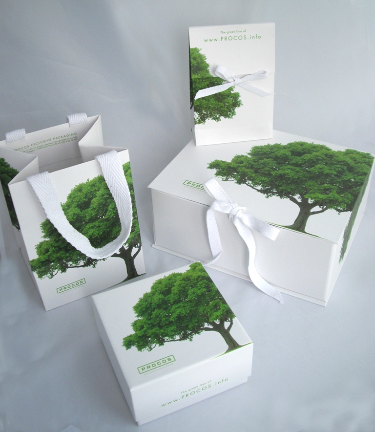 Eco-Conscious Packaging Line