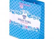 Anna Sui Paper Bag