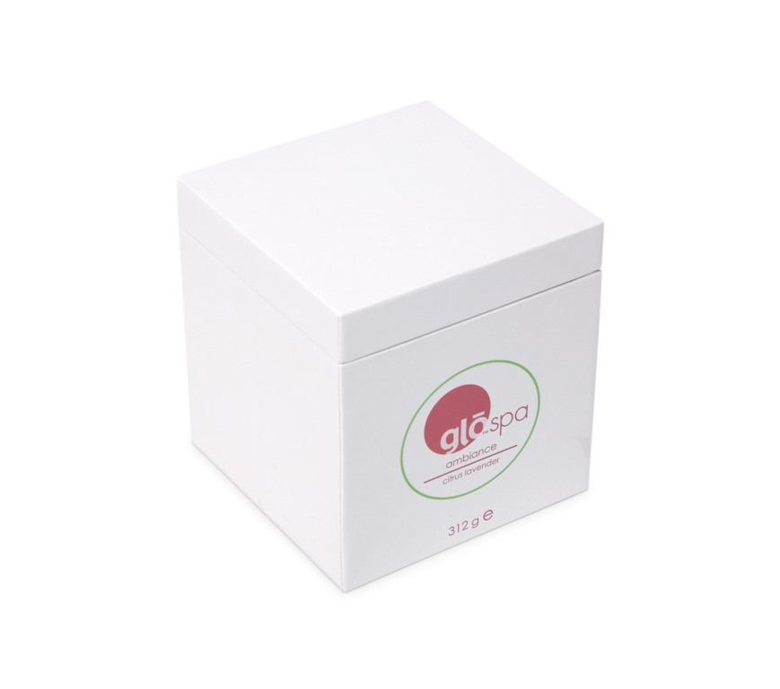 Glo Spa Candle Box