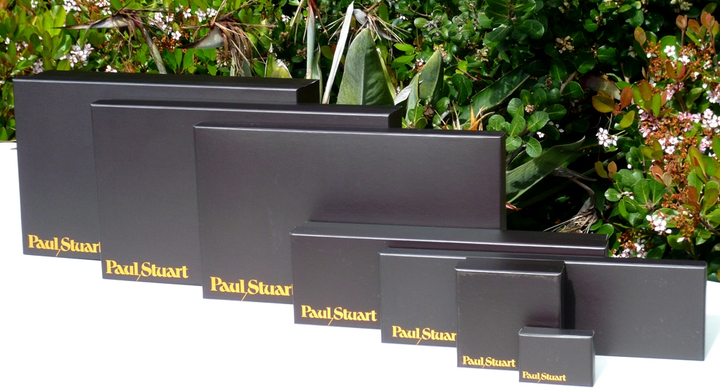 Paul Stuart Boxes