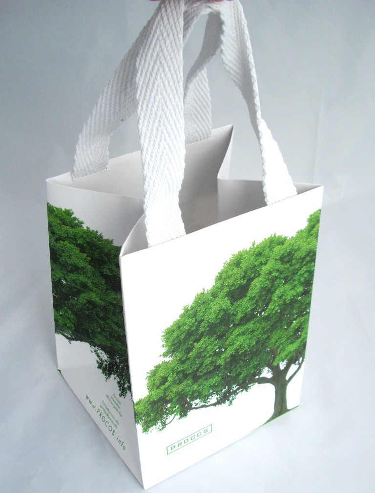 Small Eco-Friendly Retail Bag