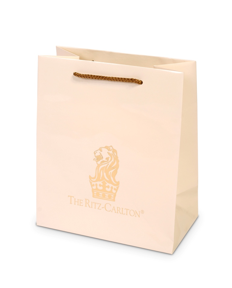 The Ritz Carlton Bag