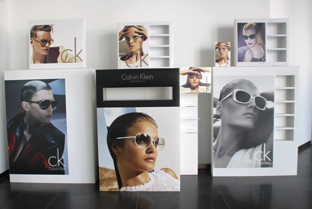 Calvin Klein Displays