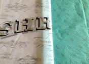 Shrine and Spa MD Custom Tissue Paper Samples